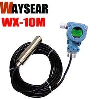 Уровня воды/положить в датчик уровня гидростатического уровня передатчик датчик уровня жидкости глубина тестер воды диапазон 10 м