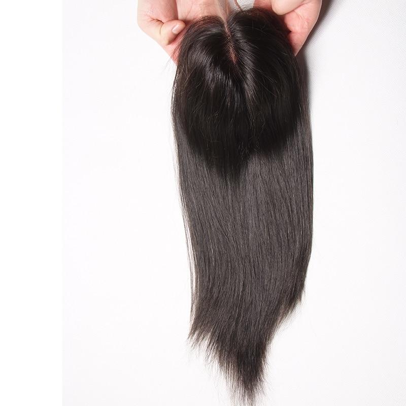 Karizma Straight Hair Lace Closure 44 100 Human Hair Weave