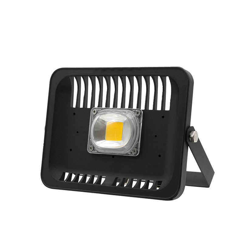 LED Flood Light 100W 50W 30W 220V IP65 Waterproof CE For Square Garden Garage Warm White Cold White Ship form Russia Spain China