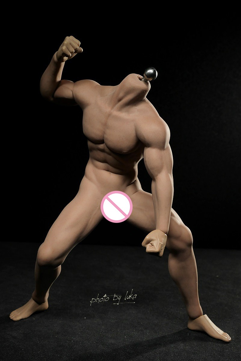 TBLeague Phicen M30 PL2015-M30 1/6 figure Super-Flexible Male Seamless Muscle Body with Steel Skeleton(without head)