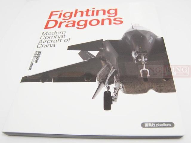 """Hong kong Agencia de Noticias: """"China pixel modernos aviones de combate dragón en el cielo"""" modelo de avión manía aviones comerciales"""
