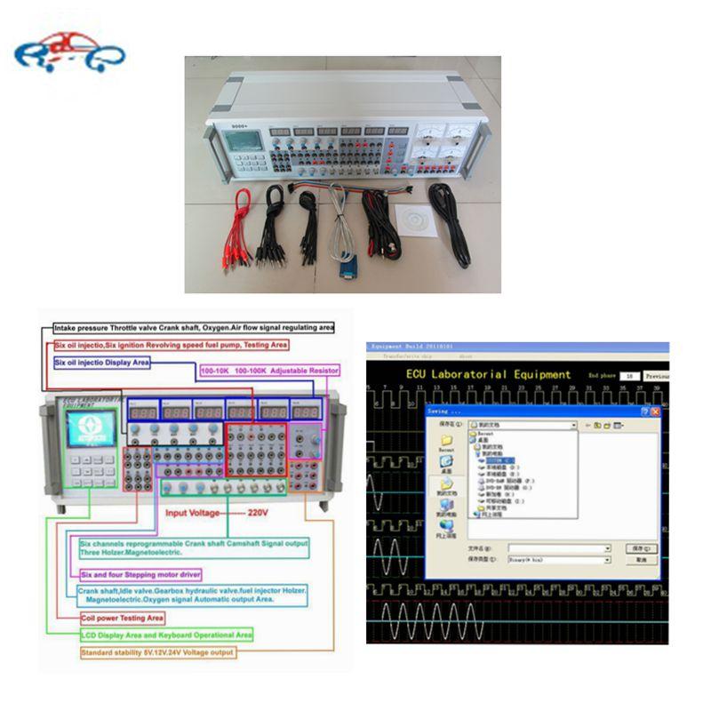 2018 New MST-9000 MST9000 MST-9000+ Automobile Sensor Signal Simulation  Tool MST-9000 Auto ECU