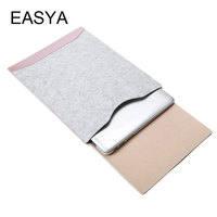 EASYA Portable Laptop Bags For Apple Macbook Air Pro Retina 12 13 15 Inch New Notebook