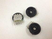 [SA]ALPS potentiometer pulley 14 * 2 A10K foot patch ,–20pcs/lot