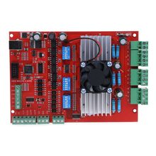 цена на MACH3 CNC USB 100Khz Breakout Board 3 Axis Interface Stepper Motor Driver Motion Controller