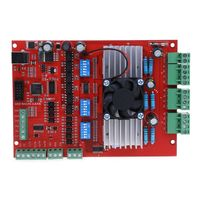 MACH3 CNC USB 100Khz Breakout Board 3 Axis Interface Stepper Motor Driver Motion Controller
