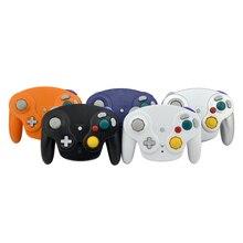 Para N G C controlador de jogo controlador de jogo Sem Fio 2.4G com Receptor