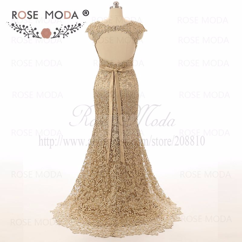 gold mob dressc