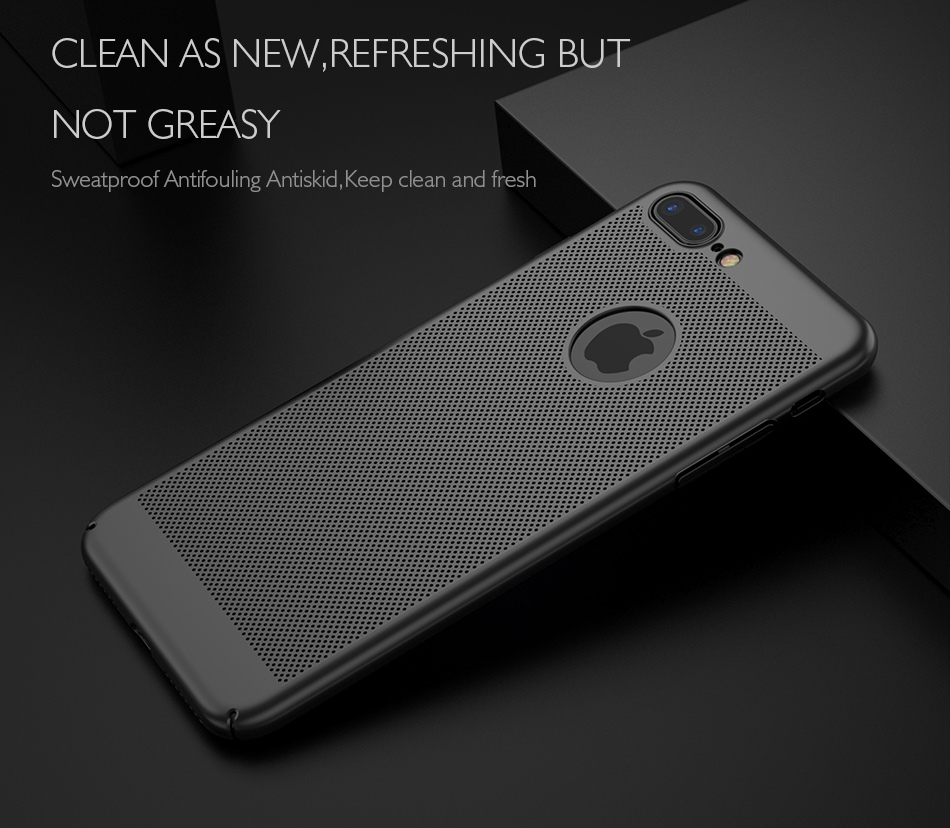 For iPhone 7 6 6S Plus Armor Case Hard Plastic Coque For Samsung S8 Galaxy S8 Plus  (3)
