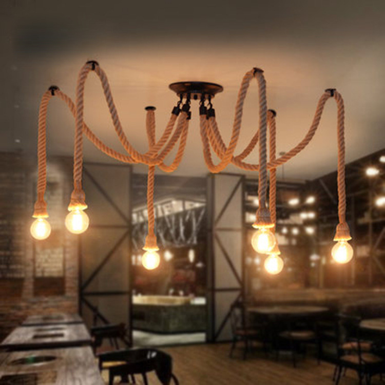 of industry wind spiders clothing store guest restaurant restoring ancient ways, wrought iron twine pendant lamp officeof industry wind spiders clothing store guest restaurant restoring ancient ways, wrought iron twine pendant lamp office