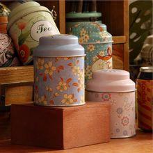 1 шт., европейский стиль, коробка для чая, коробка для хранения конфет, коробка для хранения конфет, коробка для свадьбы, жестяная коробка, кабельный органайзер, контейнер для дома