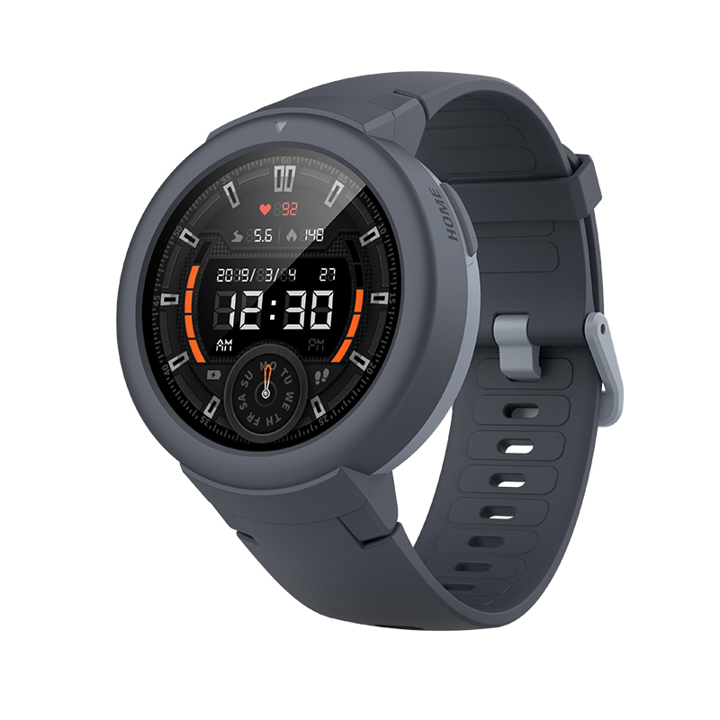 Global Version Amazfit Verge Lite Smartwatch GPS GLONASS GPS Long Battery Life Sports Watch for Android iOS Phone