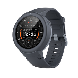 الإصدار العالمي Amazfit Verge Lite Smartwatch لتحديد المواقع GLONASS عمر البطارية الطويل IP68 ساعة ذكية AMOLED عرض للهاتف أندرويد iOS