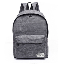 Canvas Women Backpack College High Middle School Bags For Teenager Boy Girls Laptop Travel Men Backpacks Mochila Rucksack yeso vintage school bags backpack for girls boys teenager student travel waterproof men women laptop backpacks mochila feminina