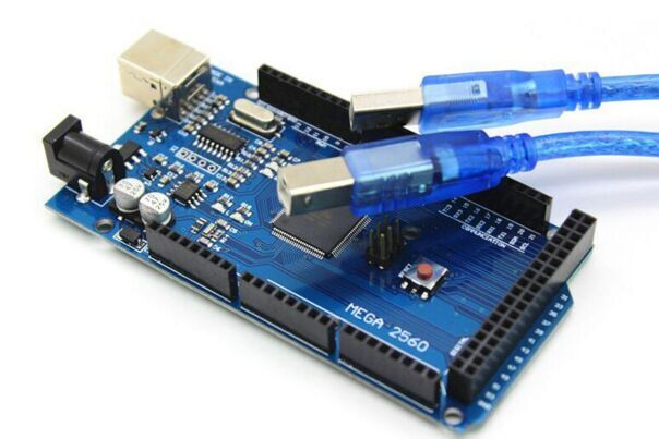 5pcsMega2560 REV3 ATmega2560 16AU CH340G Board ON USB Cable compatible for arduino