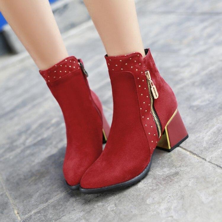 цены на style thigh high women woman femininas mid-calf  boots botas masculina zapatos botines mujer chaussure femme shoes HQ108 в интернет-магазинах