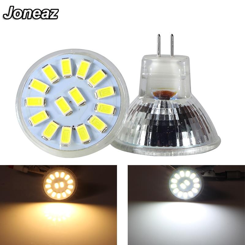 Volt 450 Bulb Lamp Joneaz Ampoule 5730 Lumens Smd Energy 4w Saving Spotlight 1x 12 24 Leds Lights Dc Mr11 Ac Mini Led Spot 15 UMLpSzqGV