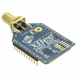 Image 2 - 1 pcs x XBP24CZ7SIT 004 Modulo Zigbee (802.15.4) XBee PRO ZB S2C TH RPSMA Antenna