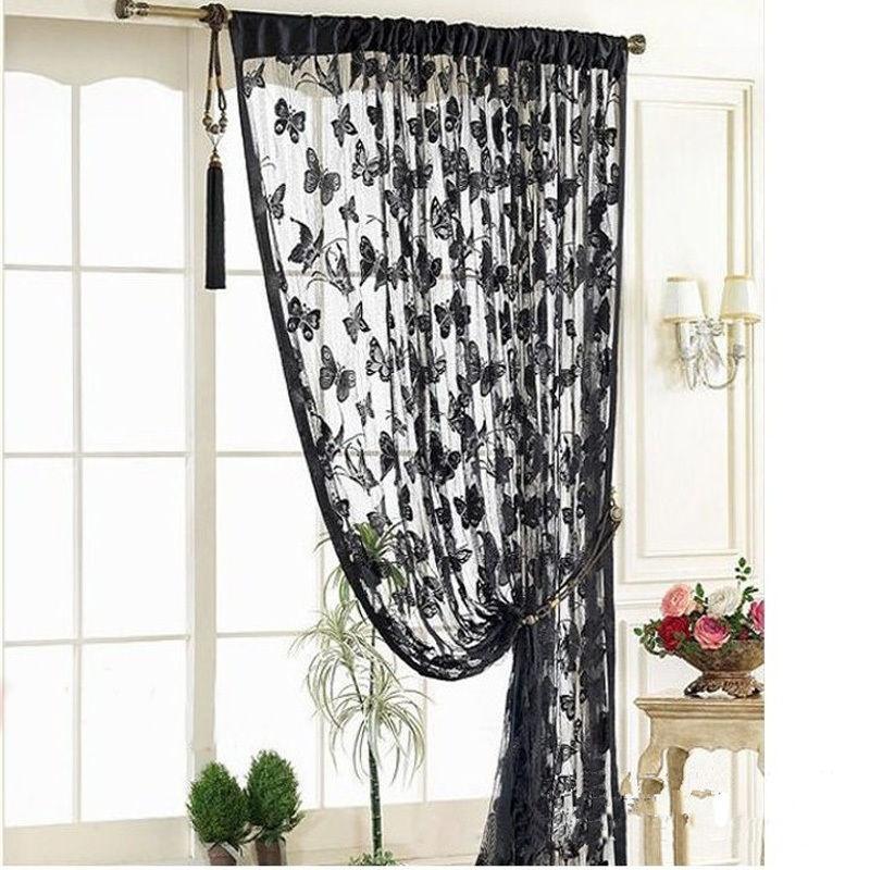 21m String Curtain Tassel Window Door Decor Panel Divider Yarn String Curtain Living Room Bedroom Kitchen (8)