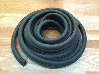 For With Support Car Universal Soundproof Door Frame Rubber Seal Industrial Machinery Side U Shaped Bulb