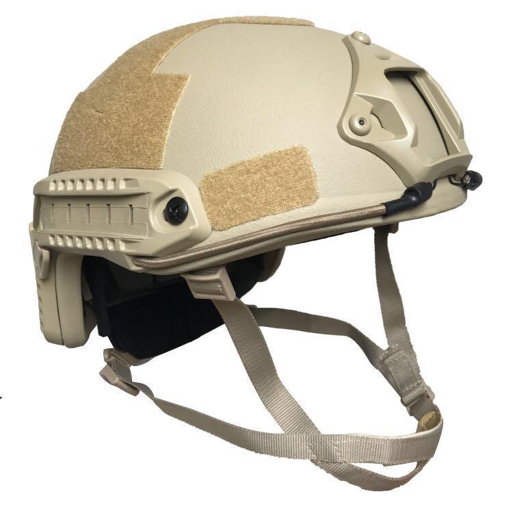 NIJ IIIA Aramid FAST Military Bulletproof Helmet Bulletproof Combat Helmet