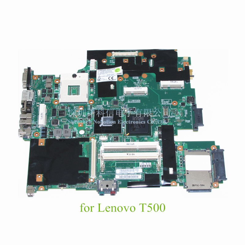 все цены на  FRU 60Y3763 P60Y4463 For Lenovo Thinkpad T500 Laptop Motherboard GM45 DDR3 warranty 60 days  онлайн