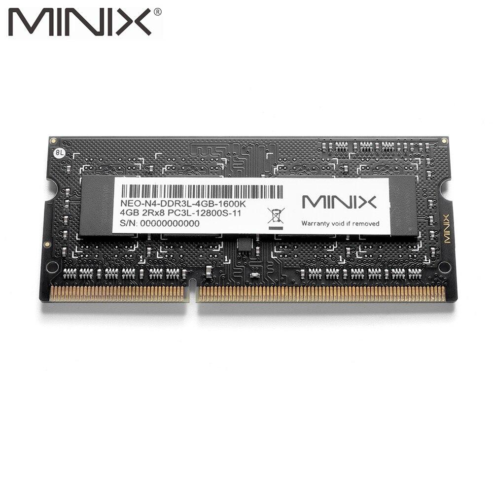 MINIX NEO-N4-DDR3L-4GB For MINIX Neo N42C-4 Intel Pentium Mini PC With Windows 10 Pro 4GB For MINI PC