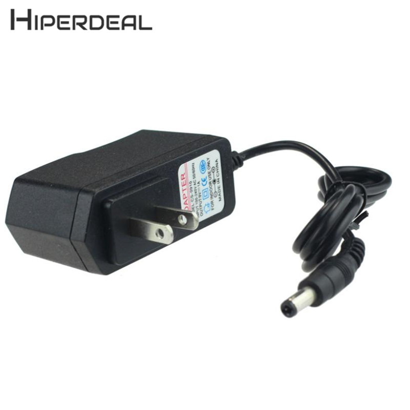 HIPERDEAL New 9V/1A US Power Supply Guitar Effect Pedal Adapter  For BOSS PSA 120T Archer 18Jan11 Drop Ship