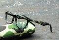 Big Frame Retro Óculos Ópticos Óculos de Armação De Acetato De Marca Das Mulheres Dos Homens Limpar Lens Armações de Óculos de Olho óculos de Miopia Armações de óculos Femininos