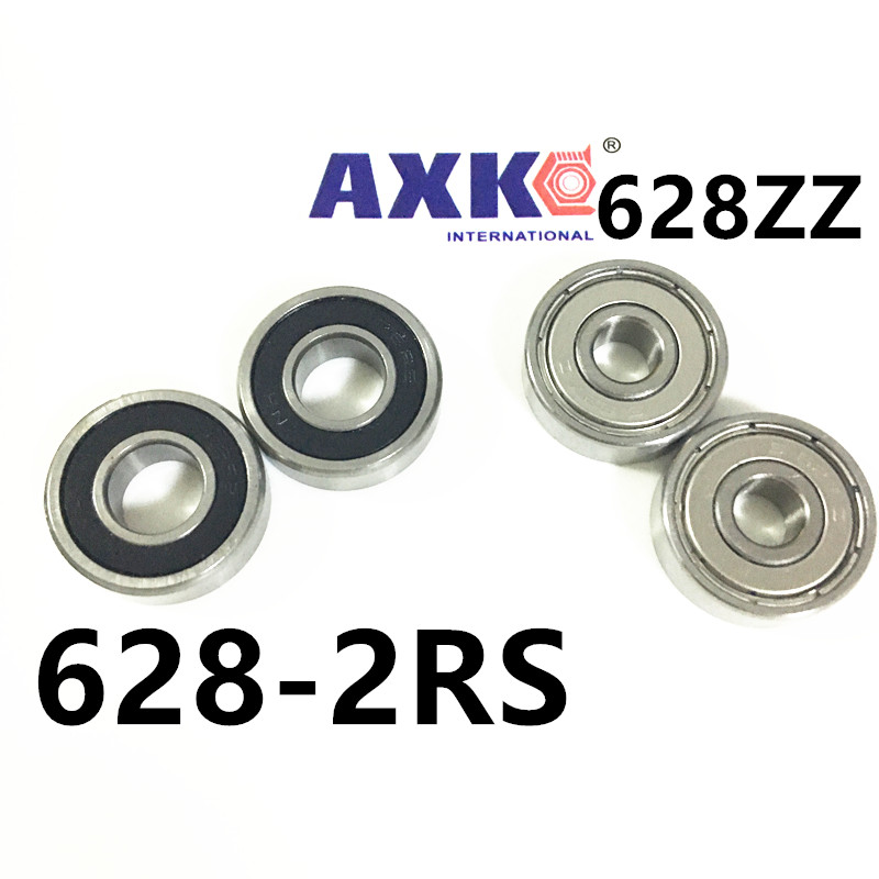 628ZZ Bearing ABEC-5   8x24x8 mm Miniature 628Z Ball Bearings 628 ZZ EMQ Z3V3 628ZZ 628-2RS 8*24*8mm 6903zz bearing abec 1 10pcs 17x30x7 mm thin section 6903 zz ball bearings 6903z 61903 z