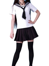 Free shipping Sweet School Girl Cosplay Costume