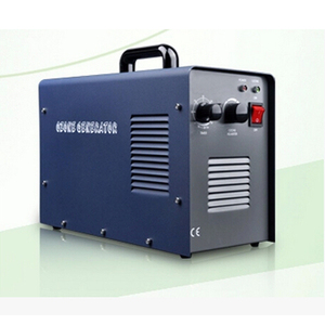 Image 2 - 7G Ozone Machine Air Water Ozone Sterilizer Ozone Output Adjustable 1 7g with Timer 0 30mins Ceramic Tube Ozonator Deodorizer