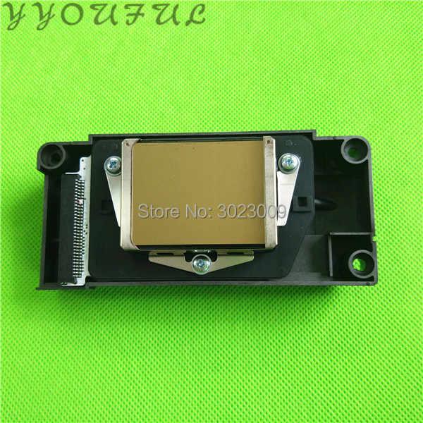 Asli baru Unlocked F186000 Printhead DX5 Print Head Untuk Epson R1800 R1900 R2000 R2400 R2880 4880 7880 9800 Eco Solvent berbasis