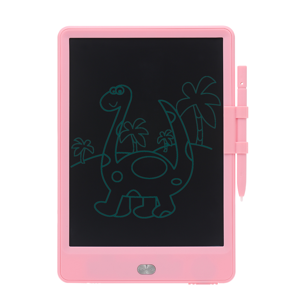 LCD Writing Board Electronic Drawing Handwriting Tablet 8.5 Inch LCD Screen W/ Erase Button Screen Lock Stylus Gift For Kids