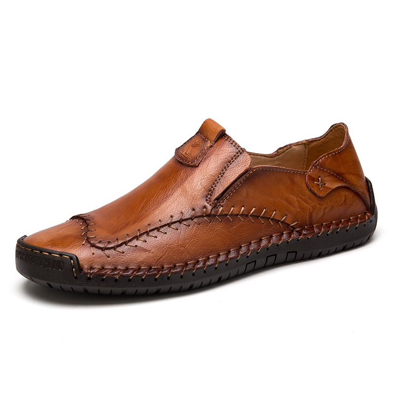Allwesome Mens Driving Shoes 2019 Men Genuine Leather Loafers Shoes Adult Slip on Moccasins Soft Shoes Male Big Size 38-48Allwesome Mens Driving Shoes 2019 Men Genuine Leather Loafers Shoes Adult Slip on Moccasins Soft Shoes Male Big Size 38-48
