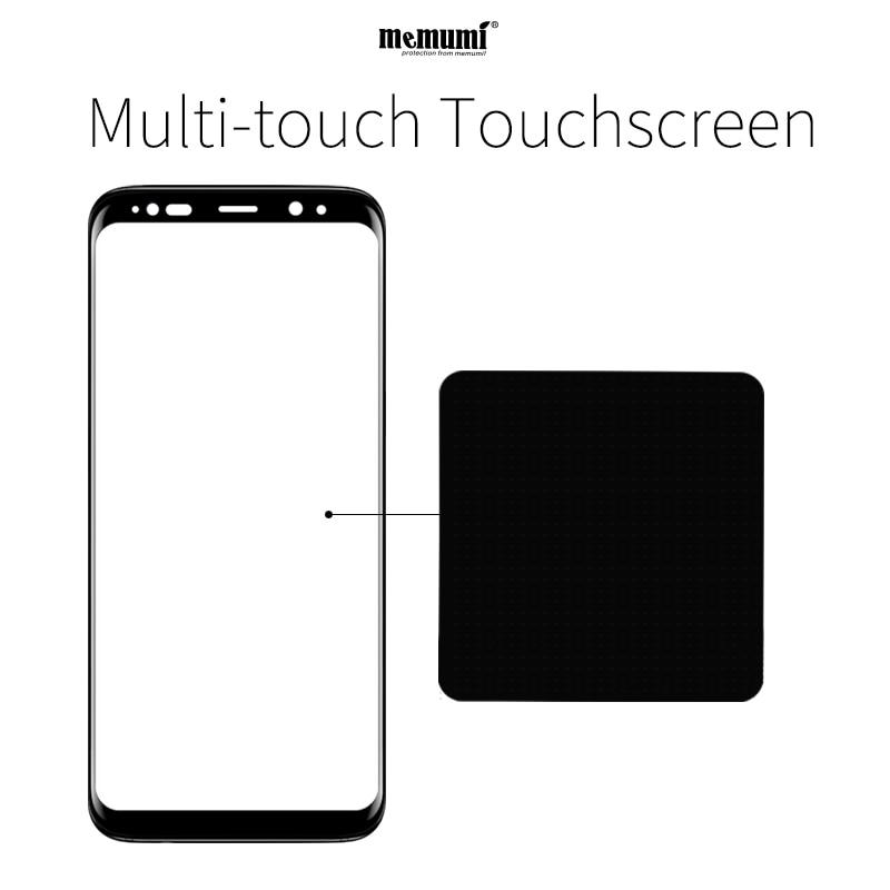 Memumi Tempered Kaca Film untuk Samsung Galaxy S8 plus Nano 9 H 3D - Aksesori dan suku cadang ponsel - Foto 4