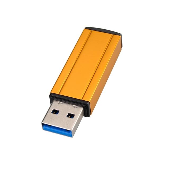 Liga de alumínio Unidade Flash USB 3.0 32 GB Flash Disco de Memória Flash vara Drive USB Unidade de Disco de Memória Pen Drive Vara 5 cores