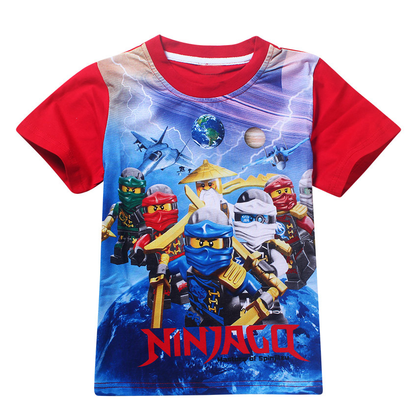 HOT-2017-Boys-Clothing-Summer-Kids-T-shirt-Ninja-Ninjago-Cartoon-Movie-Print-T-shirt-Tees-Boys-Girls-Tops-Kids-Costume-2