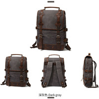 Women Or Men Vintage Canvas Backpacks School Backpacks High Quality School Bags Student Book Bags Backpack Style Preppy Saco