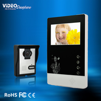 4.3 Inch Wired Video Door Phone Peephole Viewer