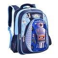5D car-styling niños bolsos de escuela para los adolescentes varones niños coche de dibujos animados mochila 16 pulgadas libro bolsa de gran capacidad mochila escolar