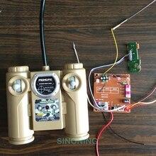 $ Number CANALES de control remoto 40 Mhz/27 Mhz módulo de radio unidad junta Fácil de inicio para DIY Coche Buque Tanque