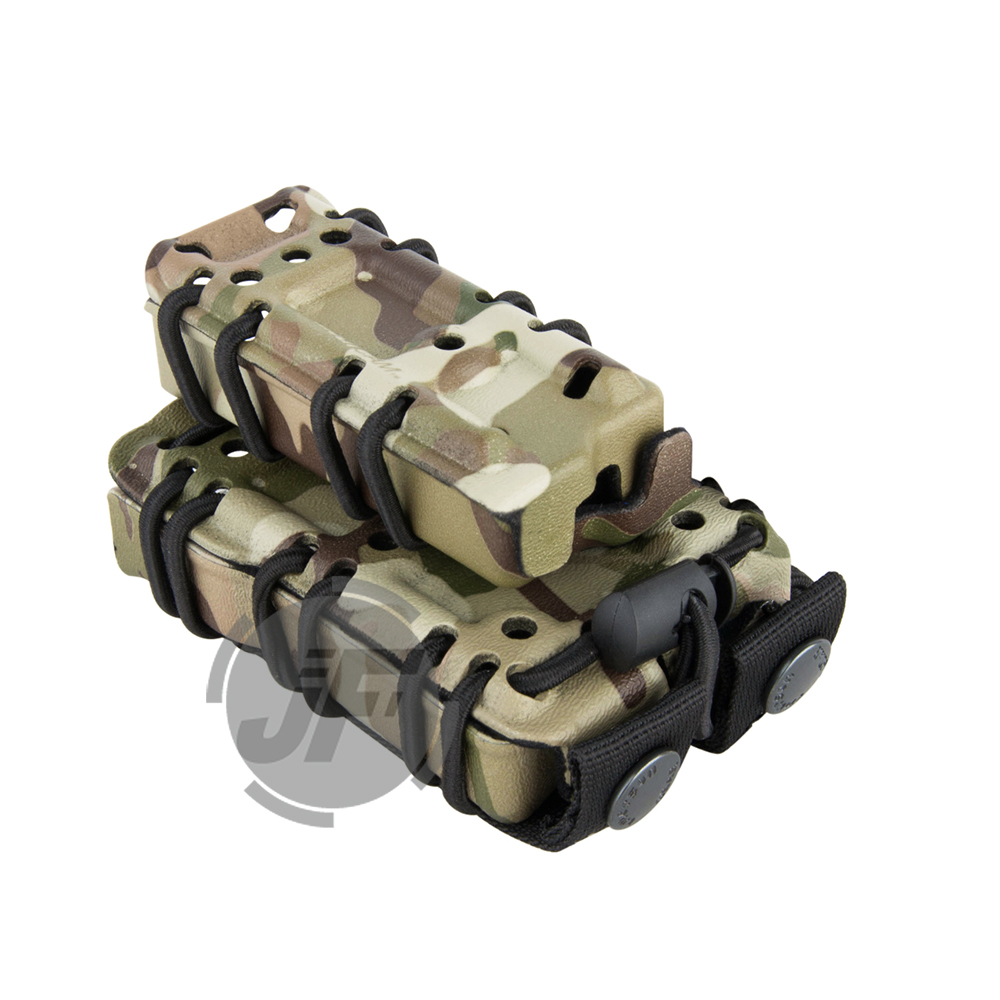 Emerson Tactical 5.56 Mag Pouch MOLLE Belt Scorpion Pistol Magazine Carrier Camo
