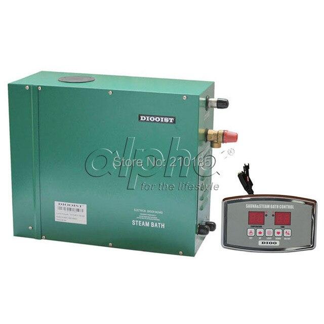 15kw220 240v 50hz Steam Generator Home Spa Shower Steam Generator
