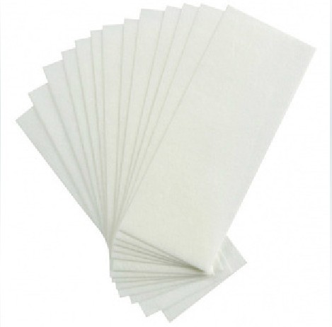 100 Pieces Body Depilatory Wax Strips <font><b>Hair</b></font> <font><b>Removal</b></font> Nonwoven Epilator <font><b>Paper</b></font> Roll Waxing