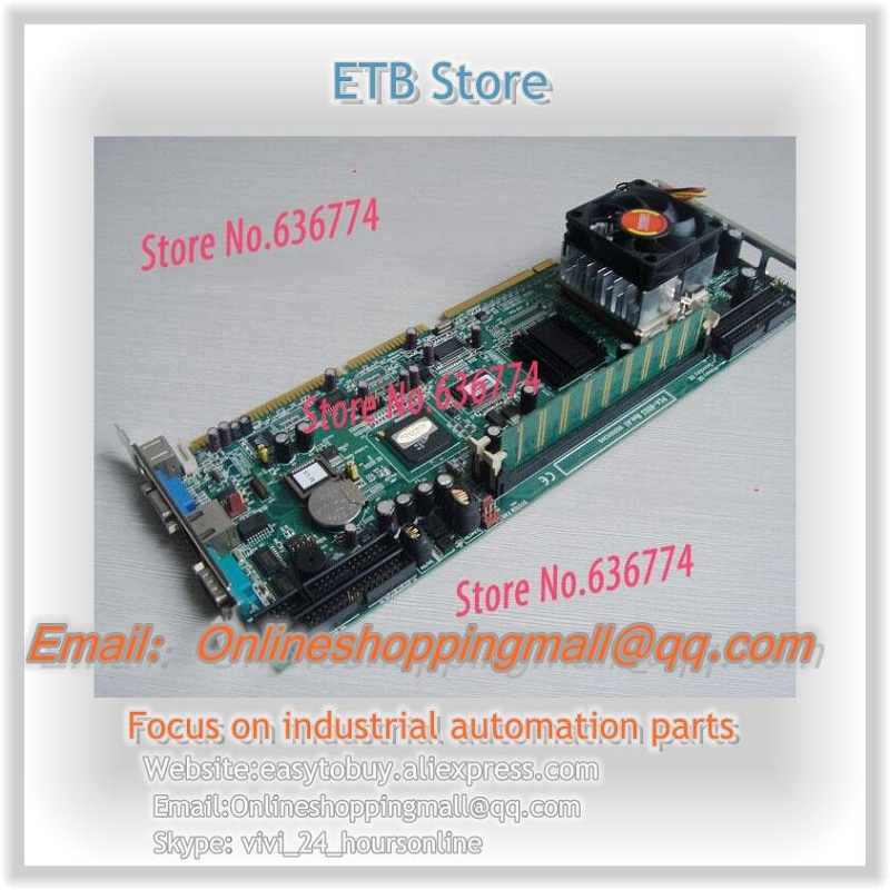 PCA-6003VE REV.A1 CPU Card ISA Industrial Mainboard