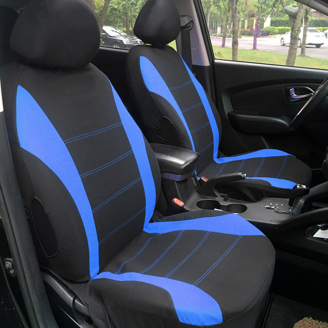 Mesh Seat Cover For Car Truck Suv Or Van Gray Black