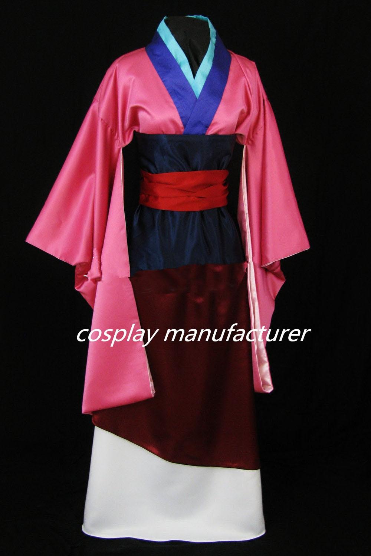 mulan pink robe - 736×1102