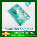 1 BOX, 10 PCS, FREE SHIPPING  Lvshou slim patch,lijishou detox diet patch