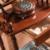 Mesas de Café WFGOGO Sostenedores del Almacenaje Multiusos Estante Estante de Exhibición Estante de La Esquina Productos Elección Muebles Consolas